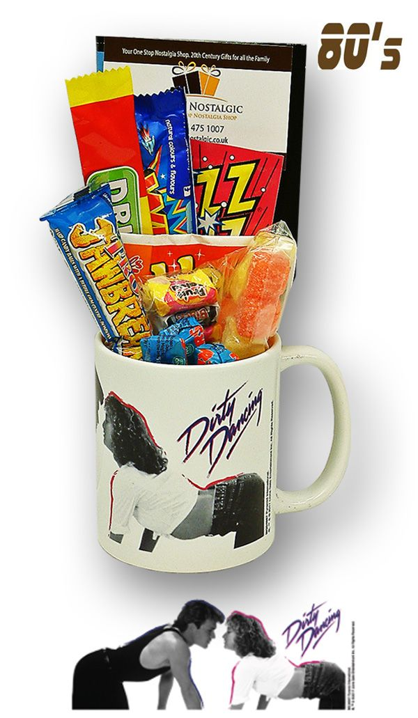 Dirty Dancing 80 S Movie Mug With Without A Selection Of